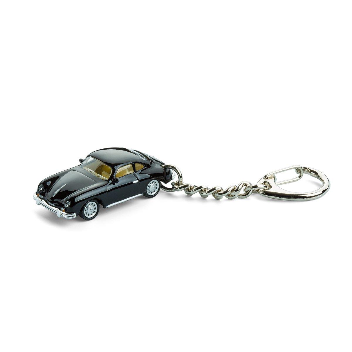 Llavero con coche en miniatura, Fiat 500 Sport, 1:87 corpus delicti
