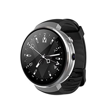 FANZIFAN Reloj Inteligente 4G Smart Watch Android 7.0 ROM ...