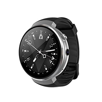 FANZIFAN Reloj Inteligente Smart Watch Android 7.0 RAM 1 GB ROM 16 ...