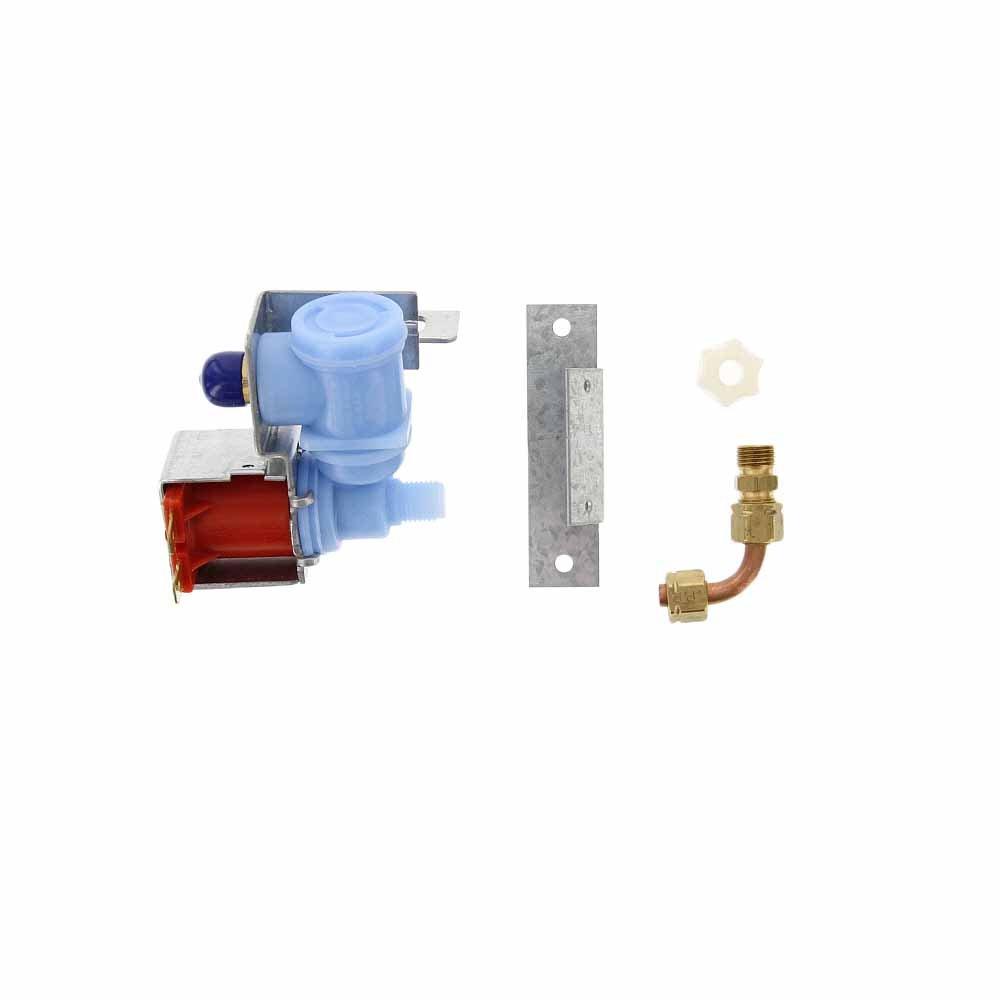 Dometic 3108706.122 OEM RV Refrigerator Eaton Ice Maker Valve Solenoid w/Elbow