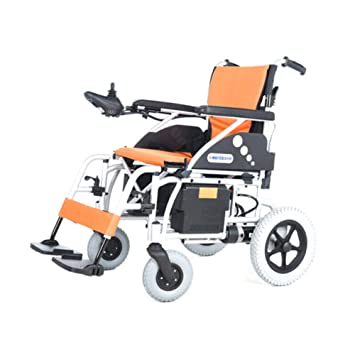 Amazon.com: Dapang Electric Wheelchair Elderly Disabled car Elderly ...