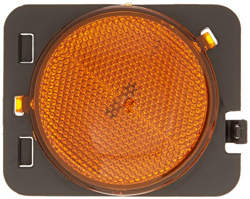 Crown Automotive 55078144AA Side Marker Lamp, Amber, Front, Right