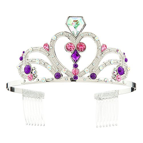 [Disney Store Sofia the First Tiara Dress Up Costume Headband Princess Crown New] (Sofia The First Dress Up Costume)