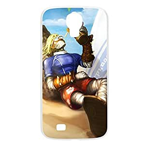 Singed-003 League of Legends LoL Iphone 4/4S Plastic White