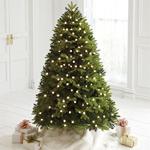 BrylaneHome 6' Mountain Pine Pre-Lit Tree ()