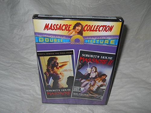 Sorority House Massacre / Sorority House Massacre II (Double -