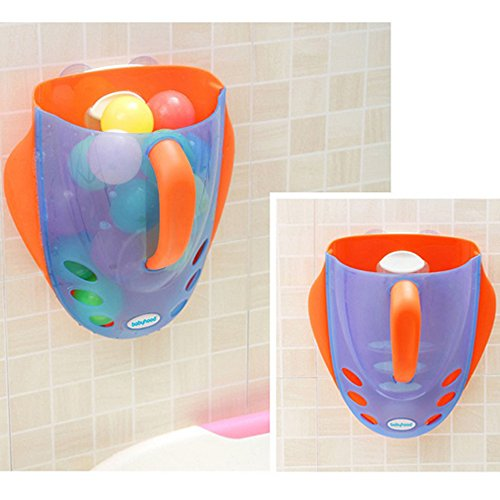 Kids Bath Tub Toys Storage Bin Super Scoop Bath Toy Organizer (Elmo Toys Walmart)