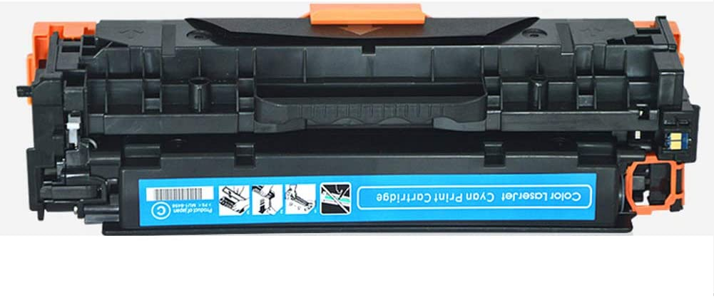 Remanufactured Toner Cartridge Replacement for Hp 304a Cc530a Toner Cartridge for Use with Hp Color Laserjet Cp2025 Cp2025n Cp2025dn Cm2320n Cm2320fxi Laser Printer-Combination