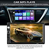 Double Din Car Stereo 7 Inch Double 2DIN Car MP5