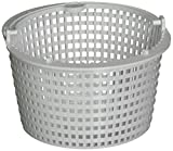pool skimmer basket - Hayward SPX1091C Basket with Handle Replacement for Hayward Automatic Skimmers