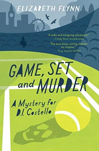 book cover of Game, Set and Murder
