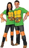 Adult TMNT Michelangelo Costume Kit