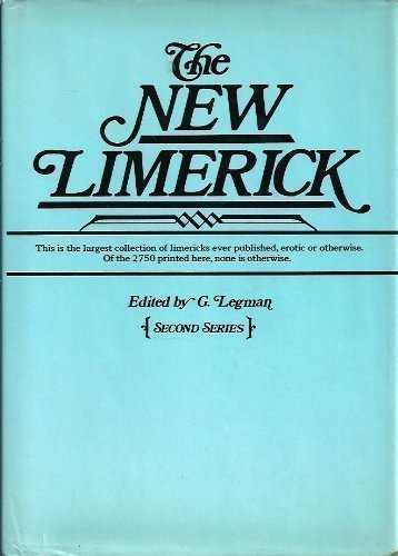 Price comparison product image The New Limerick: 2750 Unpublished Examples American and British