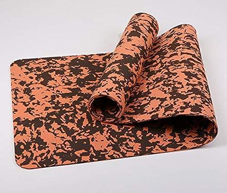 YOOMAT - Esterilla de Yoga TPE de 183 x 61 x 6 mm ...