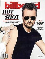 BILLBOARD MAGAZINE - APRIL 3 20, 2021 - HOT SHOT - ERIC CHURCH (COVER)