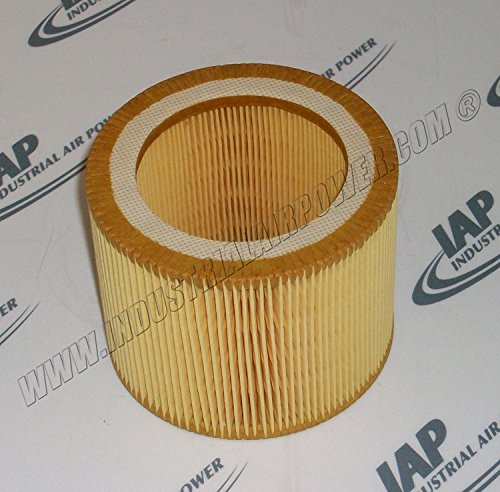 1613-9001-00 Air Filter Element Designed for use with Atlas Copco Compressors by Industrial Air Power