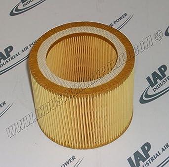 89243778 Filtro de aire Element diseñado para uso con Ingersoll Rand compresores: Amazon.es: Amazon.es