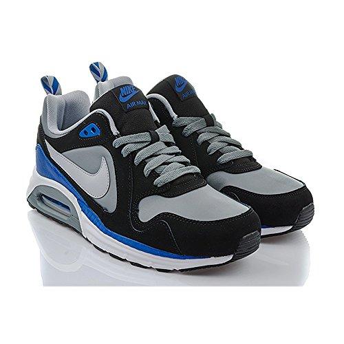 Nike Air Max Trax Leather Scarpe sportive, Uomo Grigio