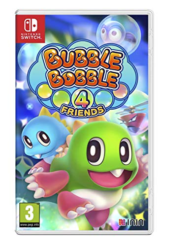 Bubble Bobble 4 Friends (Standard Edition) for Nintendo Switch 1