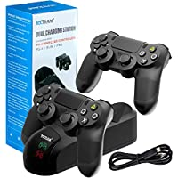 PS4 Controller Charger Charging Station, Dual Shock 4...