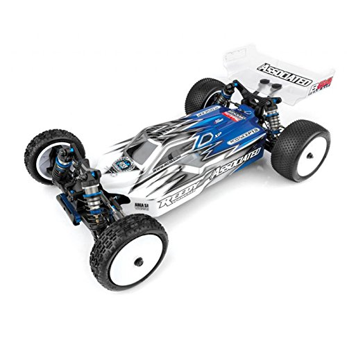 Electric Buggy Kit 4wd (Associated 1/10 RC10B64 Team 4WD Electric Off Road Competition Buggy Kit)