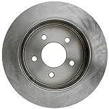 ACDelco 18A731A Advantage Non-Coated Rear Disc