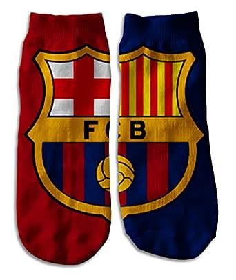 Custom Ankle Socks customized sport – barcelona soccer futbol team futsal