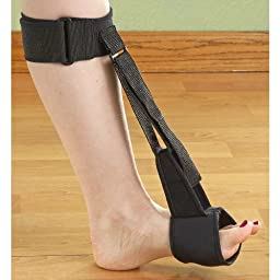 N.AMER.HEALTHCARE - Plantar Fasciitis Relief System, Washable, Includes Supportive Foot Arch