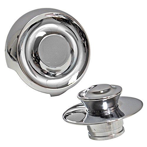 Danco, Inc. 10551 Universal Tub Drain Trim Kit in Chrome