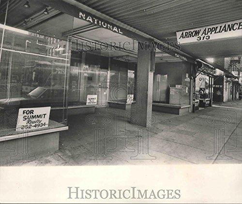 1985 Press Photo Summit Realty, 313 18th Street North, Birmingham, - Birmingham Summit