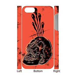 Death CUSTOM 3D Phone Case For Ipod Touch 5 Case Cover LMc-58131 at LaiMc