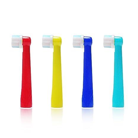 Batería de repuesto para cepillo de dientes eléctrico, compatibles para Philips Sonicare Braun Oral B