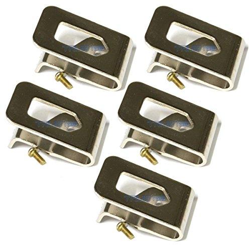 Eztronics Corp® 5 x Belt Hook For Dewalt DCD780B DCD985B DCF883B DCF883L2 DCF880B DCF880HL2 DCF886B