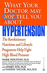 "Houston offers a revolutionary, all-natural treatment program for reversing hypertension, the ""silent killer"" that affects more than 60 million Americans."