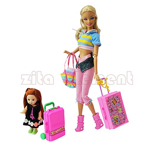 Barbie Travel Case