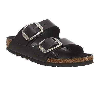 8ba5ab46923 Birkenstock Arizona Big Buckle Sandals 5 B(M) US Women Black