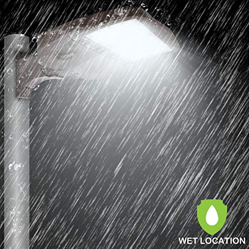 Parking Lot Light Pole Grounding: Top 10 Best LED Parking Lot Pole Flood Light Fixtures