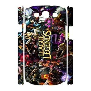 Samsung Galaxy S3 I9300 Phone Case League Of Legends F5A6898