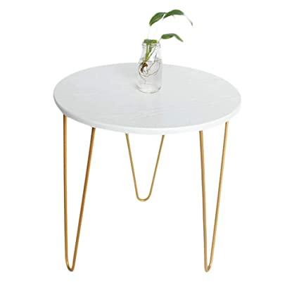 Round Coffee Table Hairpin Legs 4