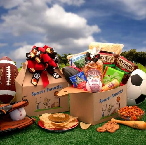 The Sports Fanatic Care Package (Sports Care Package)