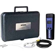 Cooper-Atkins AquaTuff 93816-K Screen Print Kit Includes 35100-K Waterproof Thermocouple Instrument, 50008-K Screen Print Donut Probe and Case