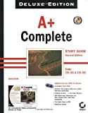A+ Complete (Exams 220-301 and 220-302), David Groth, 0782142443