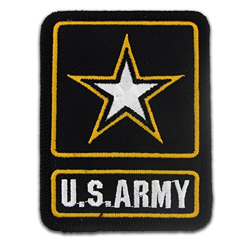 U S Army Embroidered Patch Uniform Jacket product image