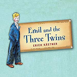Emil and the Three Twins Audiobook