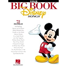 The Big Book of Disney Songs for Violin