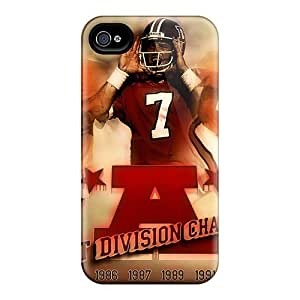 Iphone 4/4s VhB10xXXP Custom Nice Denver Broncos Pictures Shock Absorption Hard Phone Covers -TanyaCulver