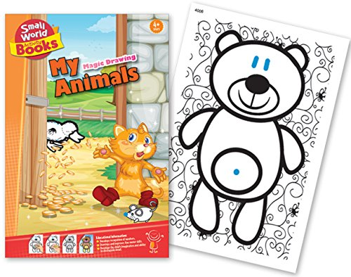 Small World Activity Books My Animal Friends Science Kit