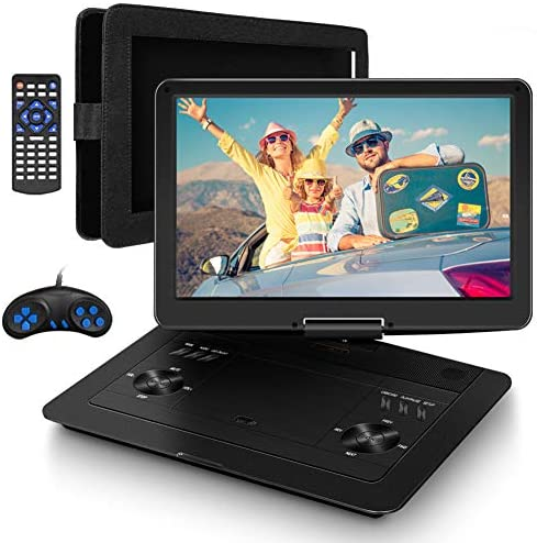 Jekero 16.9'' Portable DVD Player with 1