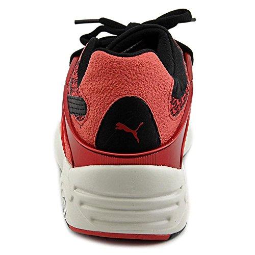 Puma Blaze Tricot Femmes Nous 11,5 Baskets Rouges