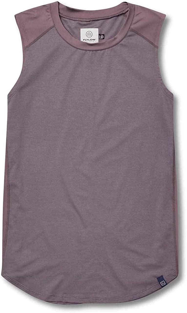 Womens Quick Dry Shirt for Hiking Biking and Paddleboarding Flylow Ilsa Tank Top